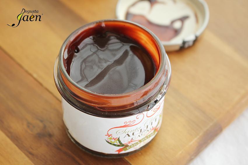 Crema de cacao y aceite Degusta Jaen Santa Claudia
