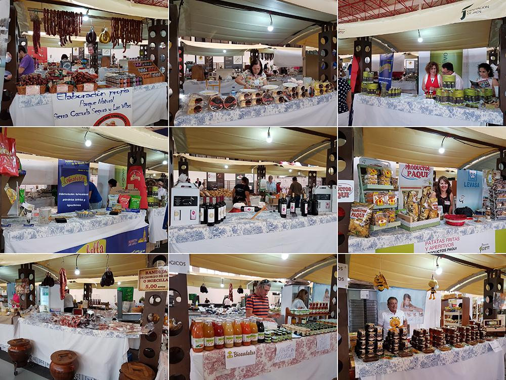 Stand Degusta Jaén 1