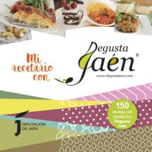 Descarga del recetario Degusta Jaén - Diputación de Jaén