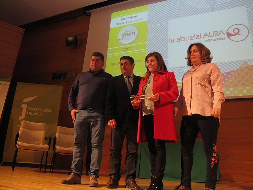 20180208_Premio_Degusta_Jaxn_a_Embutidos_La_abuela_Laura