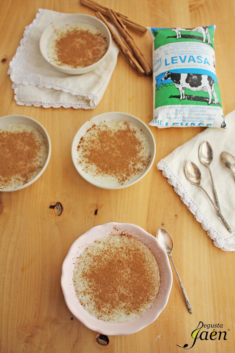 Arroz con leche Levasa Degusta Jaen (2)