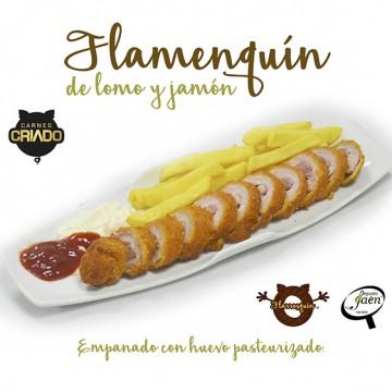 flamenquin lomo jamon Degusta Jaen
