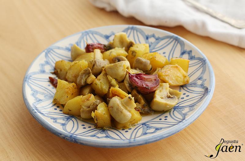 Patatas baezanas Degusta Jaen (3)
