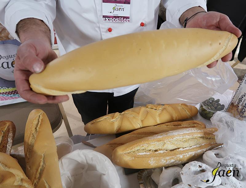 Pan Panaderia Ortega Linares Degusta Jaen