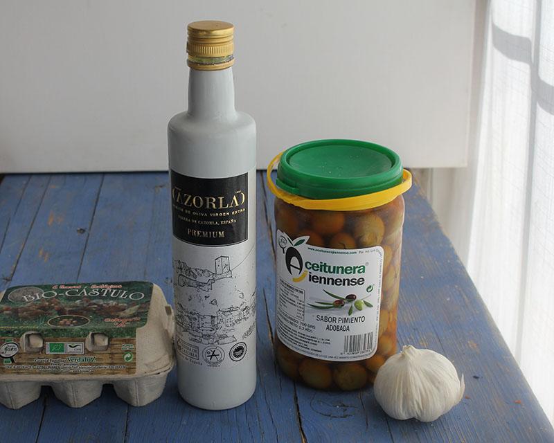 Rin Ran Cazorla Degusta Jaen Ingredientes