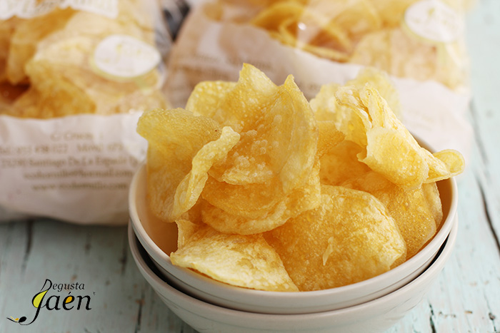 Patatas fritas El Hornillo Degusta Jaen