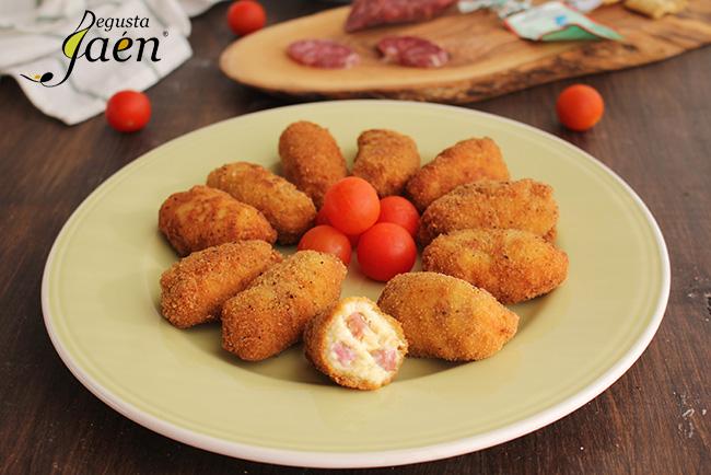 Croquetas de salchichon Degusta Jaen (2)