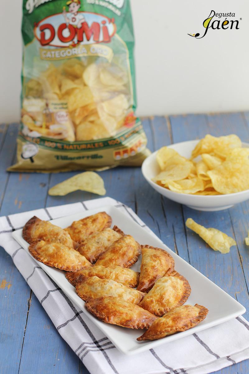 Empanadillas pollo con verdura Degusta Jaen