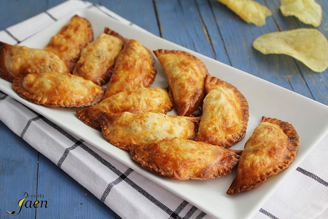 Empanadillas pollo y verdura Degusta Jaen