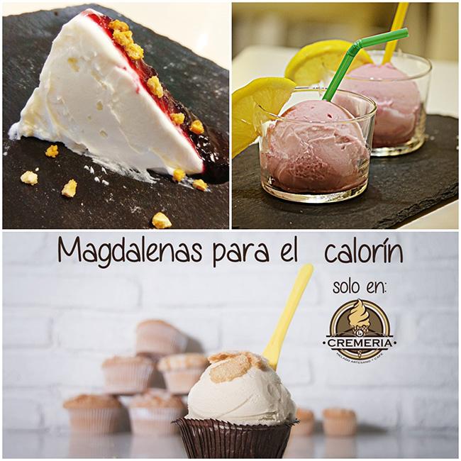 Helados Degusta Jaén La Cremeria