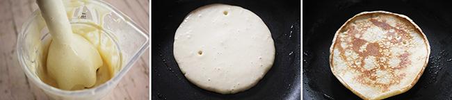 Tortitas americanas Degusta Jaen