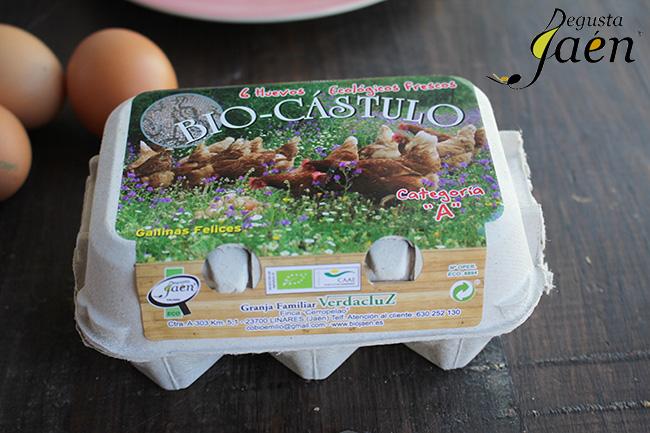 Huevos Biocastulo Degusta Jaen