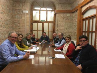 Reunión Comisión Degusta Jaén