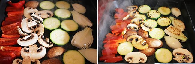 Verduras plancha Degusta Jaen (4)