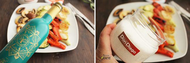 Verduras plancha Degusta Jaen (5)