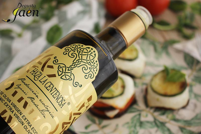 Aceite Haza la Centenosa Degusta Jaén