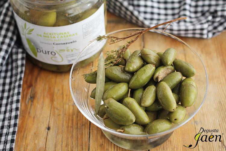 Aceitunas Puro Jaén Degusta Jaén
