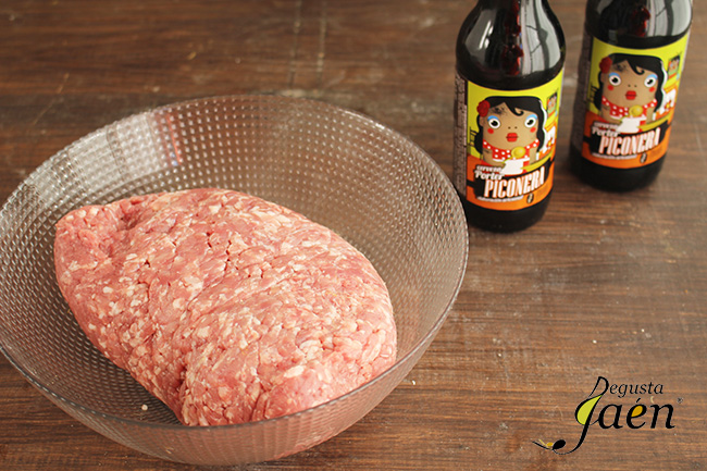 Cordero segureño y cerveza Tierra de Frontera Degusta Jaen