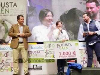 Concurso Comerse Degusta Jaen. Final Rocio