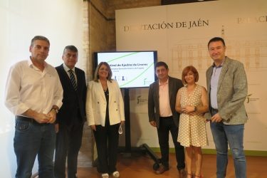Mercado Degusta Jaen Campeonato España Ajedrez
