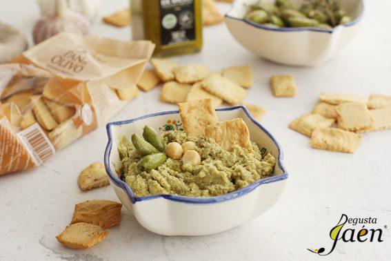 Hummus de aceitunas Degusta Jaen (1)