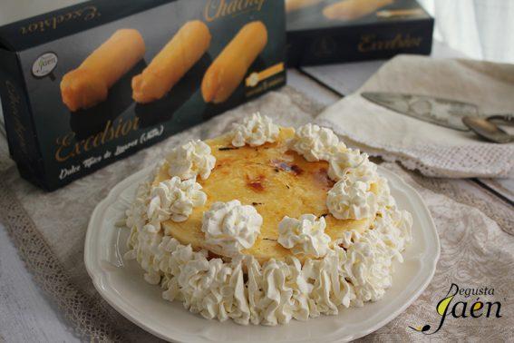 Tarta de chachepo Degusta Jaen (2)