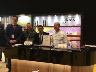 Degusta Jaén en Madrid Fusión