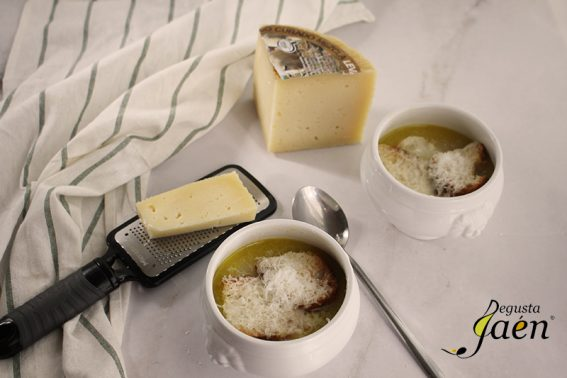 Sopa de cebolla Degusta Jaen (1)