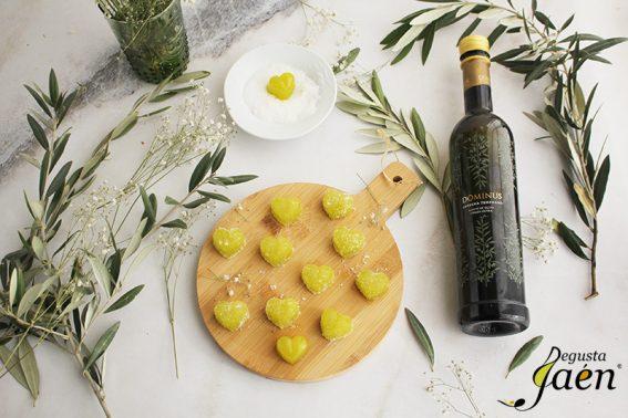 Gominolas de aceite Degusta Jaén (1)