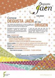 Degusta Jaen en su Origen 14032020