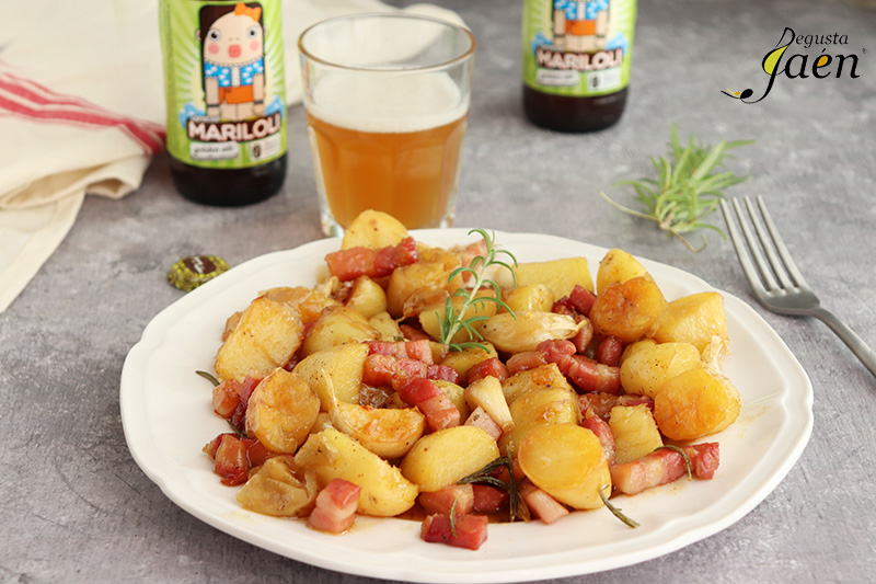 Patatas a la cerveza
