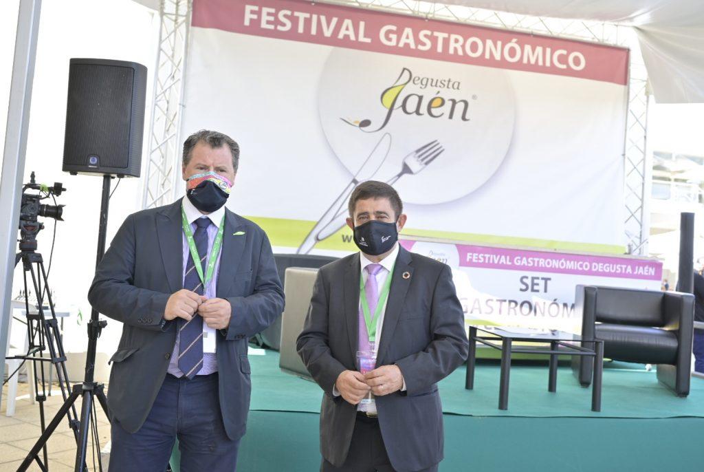 Degusta Jaén en Expoliva