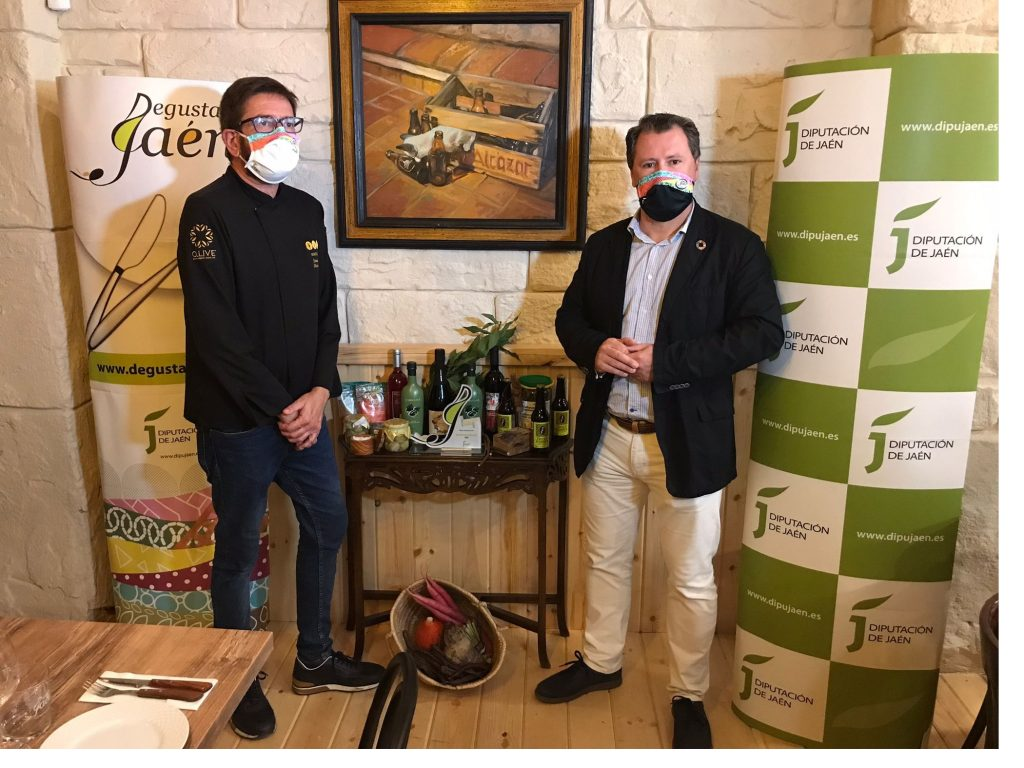 Inauguración II Jornadas Gastronómicas Degusta Jaén