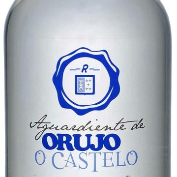 AGUARDIETE ORUJO O CASTELO 0,7 L. 40º
