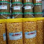 Los productos listos para distribuir