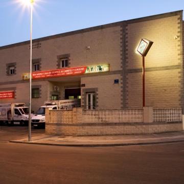 Instalaciones en Jaén.