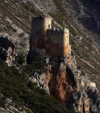 Sierra Mágina castillos