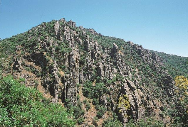 Sierra Morena Despeñaperros