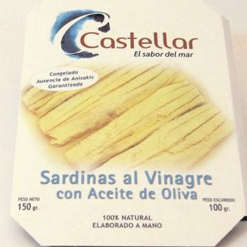 Sardinas en vinagre