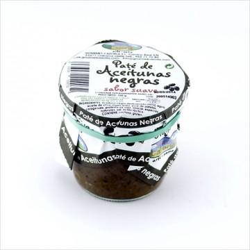Paté de Aceitunas negras.