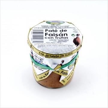 Paté de Faisán con Trufas