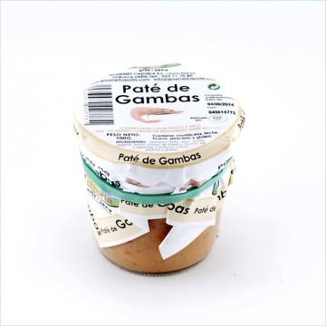 Paté de Gambas